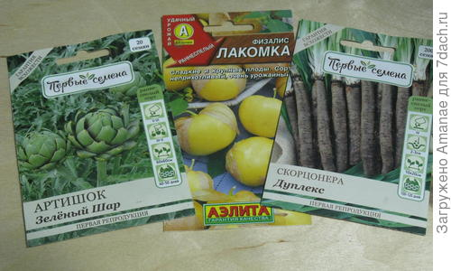 Экзотические овощи список