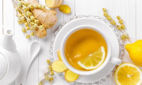 Травяные чаи для иммунитета