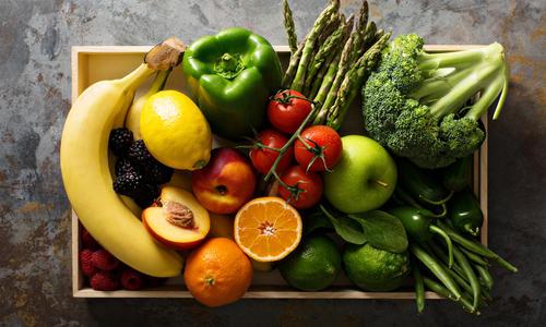 Антиоксиданты в пищевых продуктах