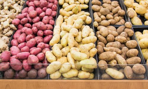 Кому нужна картошка