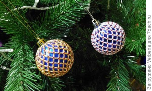 b381b1 Из бисера шар. Как сплести шарик из бисера: схема на трех, четырех и пяти бисеринах