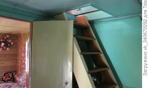 Ремонт в дачном доме своими руками. Переделка комнаты второго этажа. Описание, фото