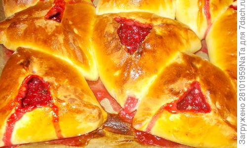 Начинка из красной смородины для пирогов
