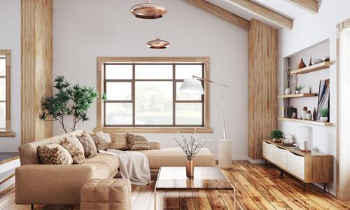 Как правильно настелить деревянный пол