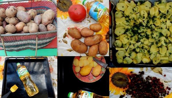Как приготовить картофель.