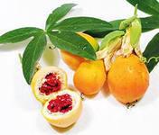 Маракуйя - плод пассифлоры