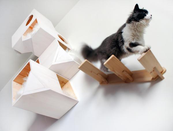Домик для кошки Catissa