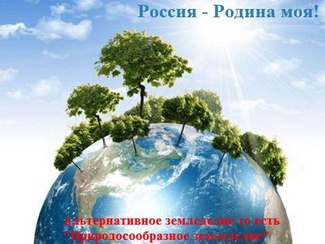 Земной шар - наш ДОМ