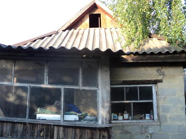 Вот фото старого домика.