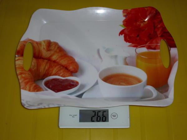 вес подноса (почему-то никто не учитывает это(( )