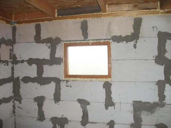 потолок под утепление