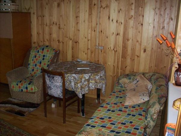 Комната на первом этаже