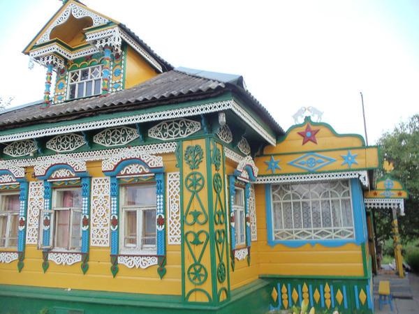это мой домик в Переславле -Залесском