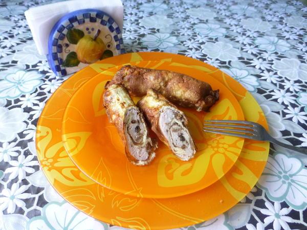 Бризоли- блюдо французской кухни