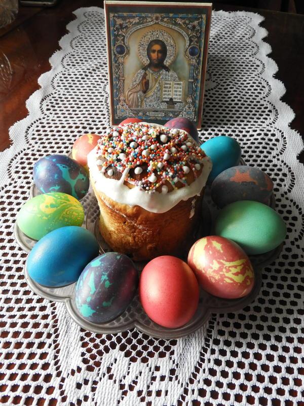 Всех с праздником Светлой Пасхи! Мира, любви, здоровья и благополучия!!1