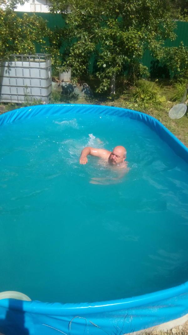 Можно и поплавать