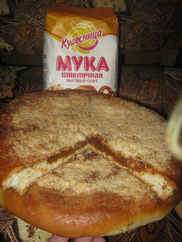 Любимый пирог