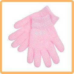 Гелевые перчатки увлажняющие
