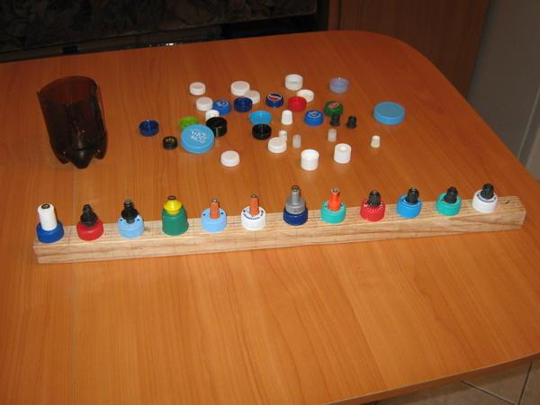 Крышки и колпачки для изготовления маркера-разметчика
