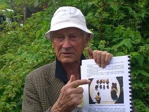 АЛЕКС ПОДОЛИНСКИ в свои 90 лет