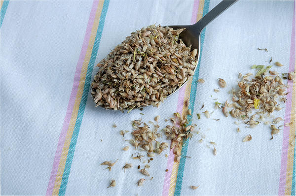 Мера урожая - столовая ложка