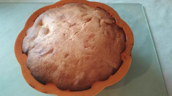 Шарлотка с яблоками в духовке. Пошаговый рецепт с фото