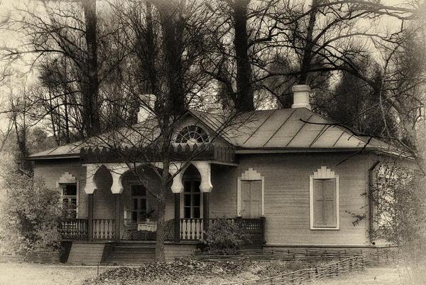 Основной усадебный дом