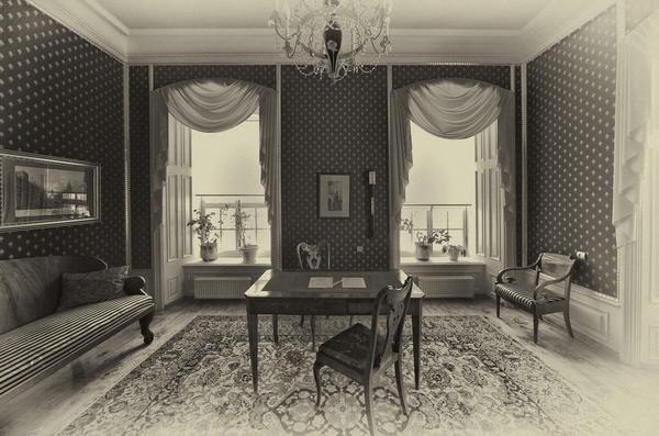 Комната в усадьбе