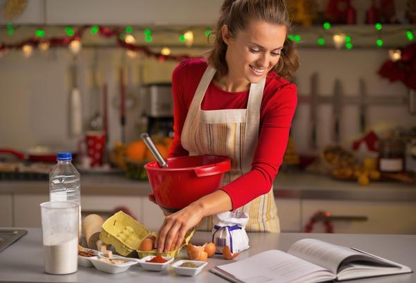 Правила конкурса новогодних рецептов