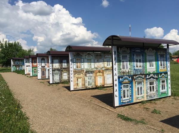 Музей наличников в Переславле