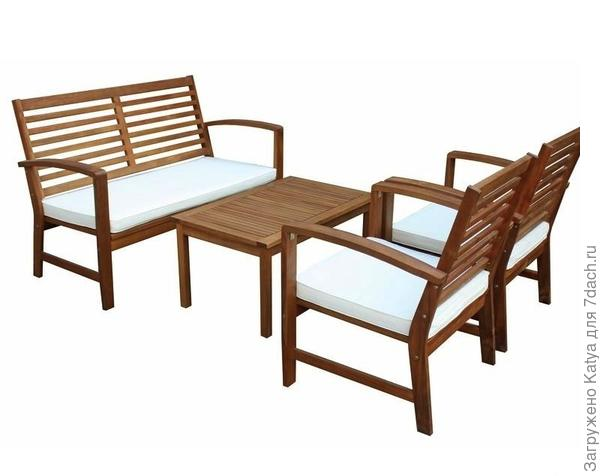 Набор мебели из 4 предметов