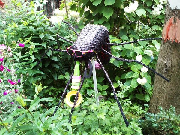 Зловещий паук