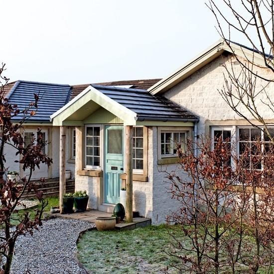 Старый дом в Стирлингшире