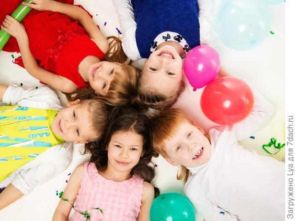 Как организовать день рождения на даче