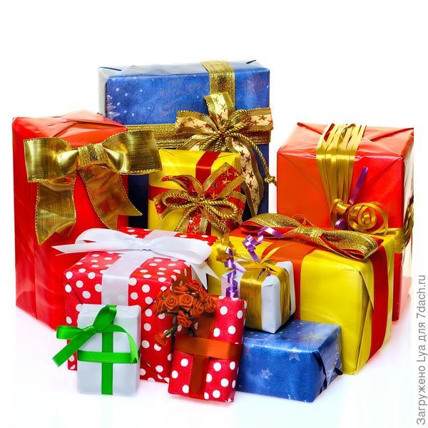 подарок на детский праздник