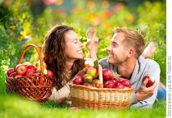За сбором урожая и об отдыхе не стоит забывать
