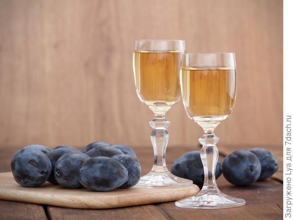 Сливовое вино
