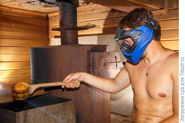 Как сделать баню безопасной