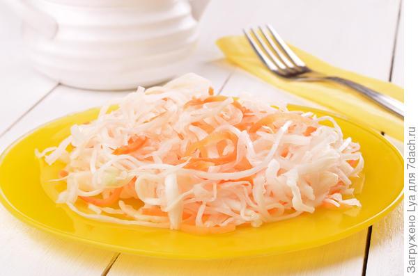 рецепт квашенной капусты с тмином и водкой