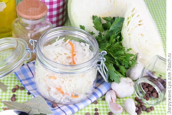 Вкусные советы от любителей маринованной капусты