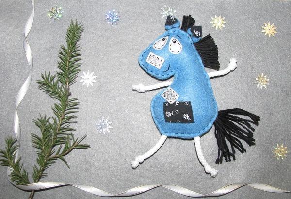 Лошадка, символ 2014 года!