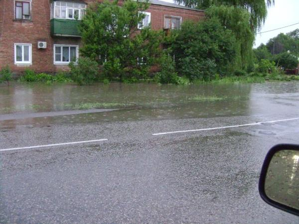 Подтопление 2 июня 2013 года