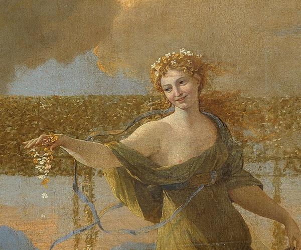 Богиня Флора фото с сайта www.istpravda.ru