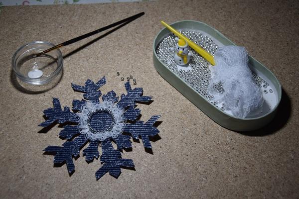Декорируем лучики