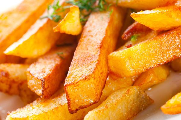 Картофель «Золотые соты»