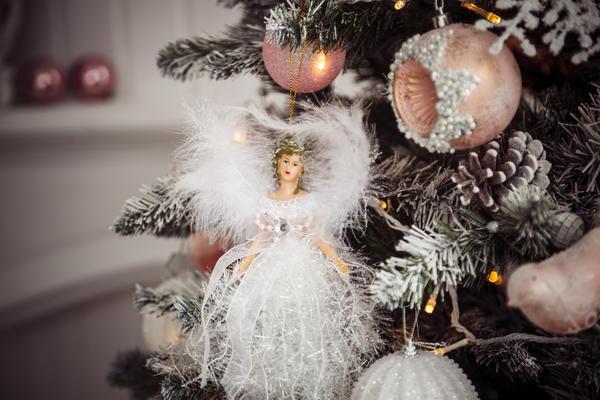 Ангел в виде прекрасной феи