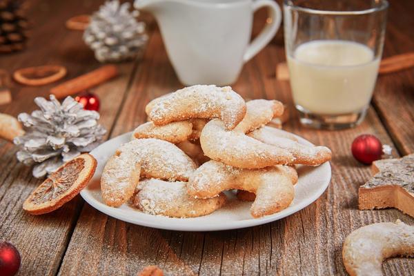 Vanille Kipferl — традиционное австрийское печенье