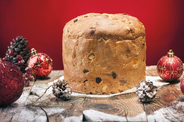 А еще традиционной выпечкой в Швеции считается особый рождественский хлеб