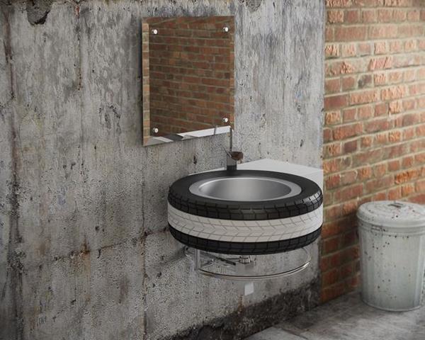 Садовый умывальник. Фото с сайта forums.drom.ru