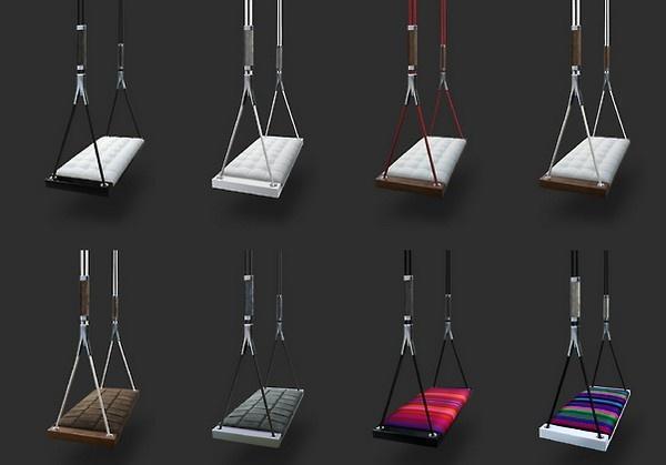 Подвесные сиденья Swing. Фото с сайта overhear22.ru